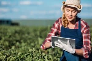 RFID in der Landwirtschaft - die kleinen großen Helfer