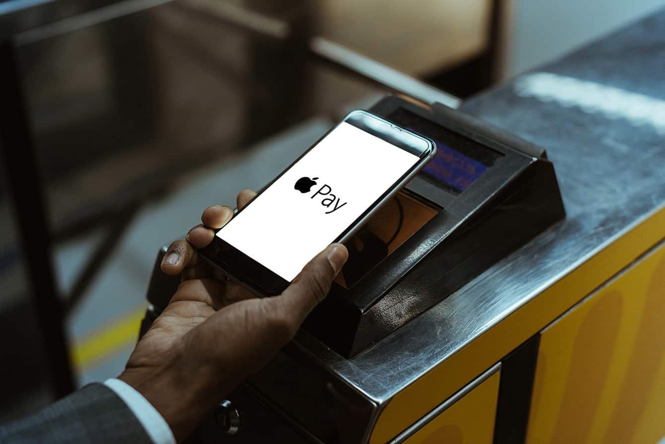 Zahlen Per Sticker So Funktioniert Das Neue Apple Pay